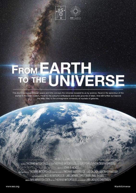A Földtől a Világegyetemig_plakát