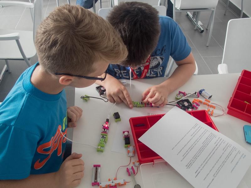 LittleBits - Legyél feltaláló