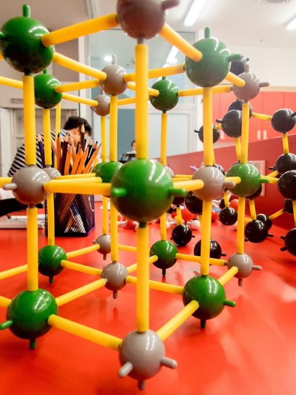 Molekulák mindenütt