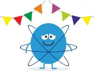 Szülinapos atom